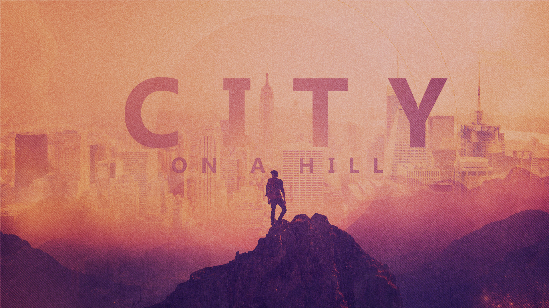 """city on a hill The phrase """"city on a hill"""" refers to a community that others will look up to john  winthrop used this phrase to describe the massachusetts bay colony, which he."""